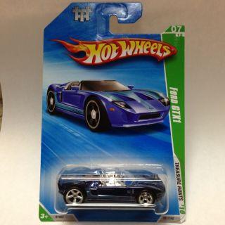 Hot Wheels Super Treasure Hunt Ford GTX1