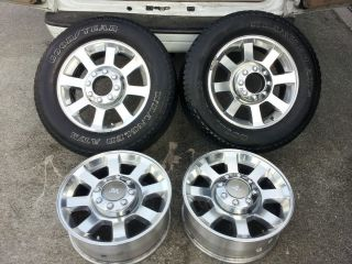 12 Ford F250 F350 OEM 20 Wheels wheel rims F 250 F 350 Superduty 08 09