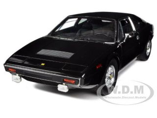 Ferrari Dino 308 GT4 Elvis Presley Elite Edition Black 1 18 by