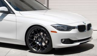 M310 Wheels Black BMW 6 Series 645 650 M6 E63 E64 310 Staggered