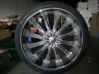 26 26 Used Rims Tires Old School Custom Wheels Universal Bolt on Lift