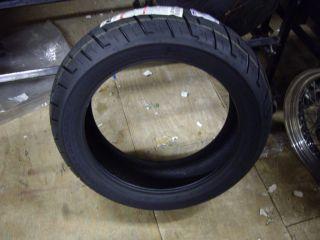 Dunlop Harley Davidson D401 200 55 17 Black Wall Tire