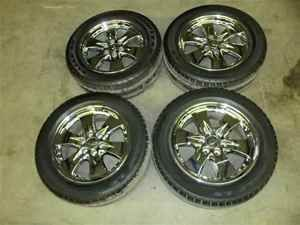 Chevy GMC Cadillac 20 Wheels Rims w Tires Set 4 LKQ