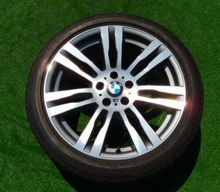 BMW M Double Spoke Style 333 X5 20 WHEELS RunFlat TIRES X6 X6M X5M