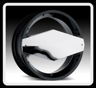 VISION MORGANA 449 BLACK F150 NAVIGATOR RAPTOR EXPEDITION WHEELS RIMS