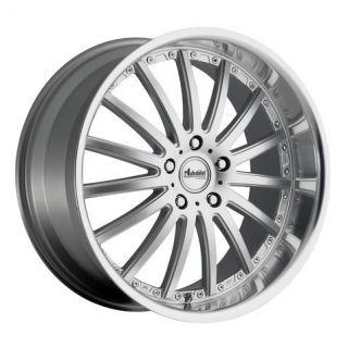 18 Afoso Silver Wheel Fits BMW Z3 Z4 x3 128 135 325 328