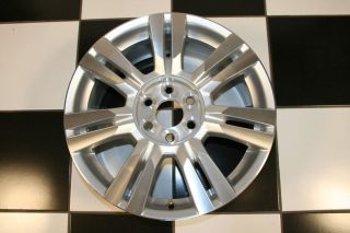 Cadillac SRX Factory 18 Wheel Rim 4664 Single