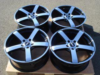 IS250 AWD GS300 GS400 SC300 SC400 RX330 Polished 5 lug Wheel Rims