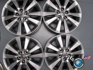 10 Toyota Corolla Matrix Factory 16 Wheels OEM Rims 69544 4261102A10