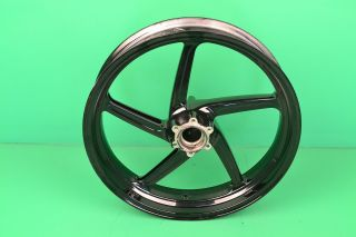 2007 Ducati Monster S2R 1000 Front Wheel Rim Black 50121051AB