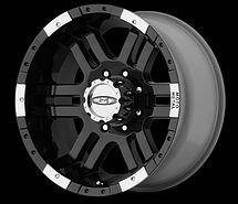 Tacoma 4wd Pre Runner 16x9 Wheels Rims 1997 2011 BLACK 6x5 5 SALE