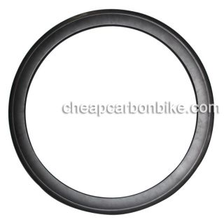 2012 Ultra Light 700c 60mm Tubular Rims for Full Carbon Fiber Bicycle