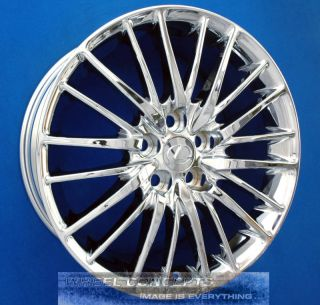 Lexus LS460 Sport 19 inch Chrome Wheel Exchange LS 460 19