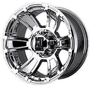 American Racing 79622980218 Revolver Series XD796 Chrome Wheel