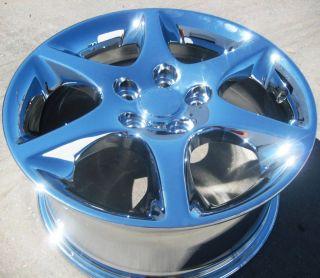 Stock 4 New 16 Factory Lexus GS300 GS430 Chrome Wheels Rims