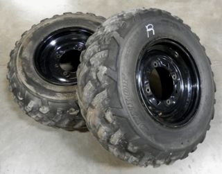 Polaris Sportsman 800 Rear Wheels Tires 700 500 400 RZR ATV