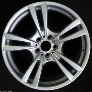 x6 2010 2011 20 5 Double Spoke Front Factory Wheel Rim H 71384