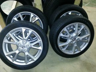 Alloy Factory Wheels and Tires New car take offs Goodyear Eagle 245 45
