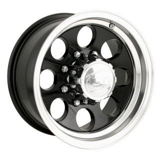 16 inch ion 171 Black Wheels Rims 6x5 5 LX 450 Montero Armada Frontier