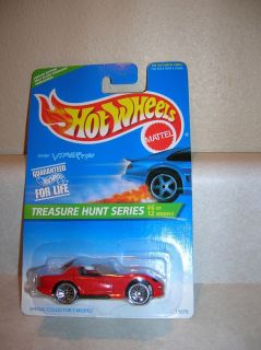 Dodge Viper RT 10 Hot Wheels 1996 Treasure Hunt 6 T Hunt 433
