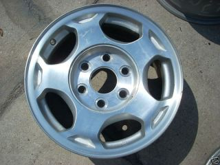 16 Chevrolet Silverado Wheel Rim Suburban Tahoe 5154