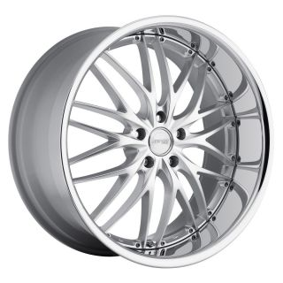 22 MRR GT1 Staggered Wheels Rims BMW 645 650 M6 745 750 760