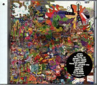 Phantom Planet Self Titled CD Listen SEALED Song Sticker