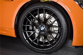 19 BMW M3 GTS 1M Matte Black Wheels Rims 3 Series 328i 335i MTech