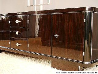 art deco makassar emile jacques ruhlmann sideboard. Black Bedroom Furniture Sets. Home Design Ideas
