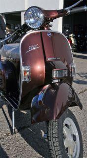 LML Star Deluxe 125 4 Takt Motorroller Coffe Brown metallic 125ccm