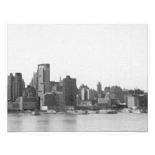 New York City Announcement