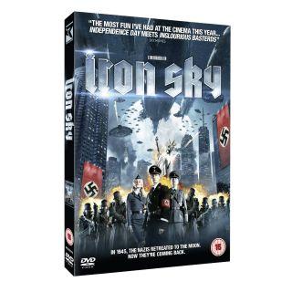 Iron Sky DVD (Brand New)