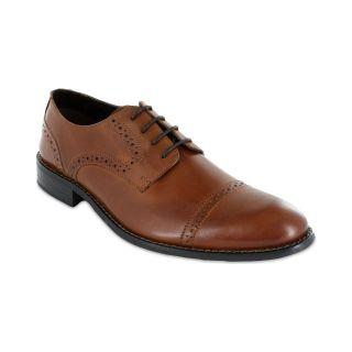 Stacy Adams Prescott Mens Dress Shoes, Tan