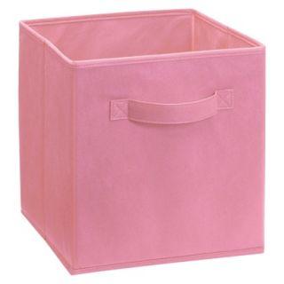 ClosetMaid Cubeicals Fabric Drawer   1 Pack   Pink