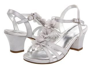 Kenneth Cole Reaction Kids Face To Chase Girls Shoes (Silver)