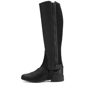 Ariat Scout Half Chap Black Large