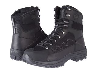Harley Davidson Roland Mens Lace up Boots (Black)