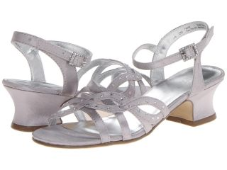 Kenneth Cole Reaction Kids Pass The Star Girls Shoes (Silver)