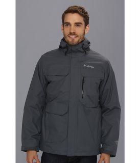 Columbia Back to Hells Mountain Interchange Jacket Mens Coat (Black)