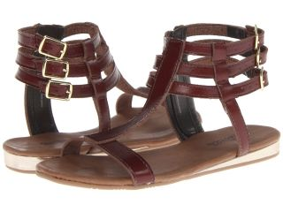 Kenneth Cole Reaction Kids Wishing Shell Girls Shoes (Brown)