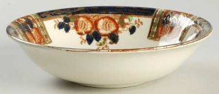 Thomas Hughes Windsor Derby Coupe Cereal Bowl, Fine China Dinnerware   Blue, Rus