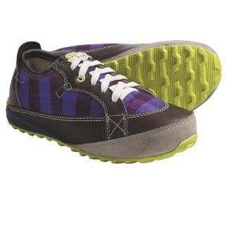Sorel Mackenzie Holiday Sneakers   Fleece Lined (For Women)   BARK/VOLTAGE (6 )