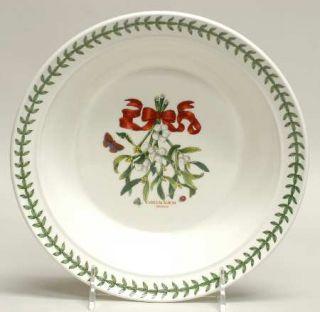 Portmeirion botanic garden mistletoe dinner plate garden ftempo for Garden state orthopedics fair lawn