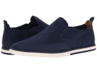 Rockport Weekend Style Slip On Mens Slip on Shoes (Navy)