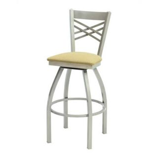 Grand Rapids Chair Melissa Anne Cross Back Swivel Barstool (24   36 Seats)