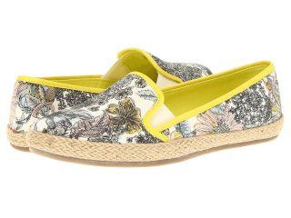 Bass Aline Womens Slip on Shoes (Green)