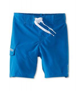 Quiksilver Kids Stomping Boardshort Boys Swimwear (Blue)