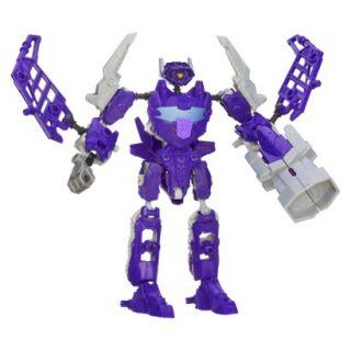 Transformers Construct Bots Elite Class Shockwave Buildable Action Figure