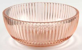 Anchor Hocking Queen Mary Pink Cereal Bowl   Pink, Depression Glass
