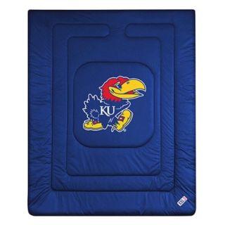 University of Kansas Jayhawks Comforter   Full/Queen